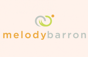 Melodybarron.com Website & Stationery
