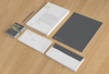 stationery business card design