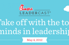 Chick-fil-A Leadercast Promo Materials