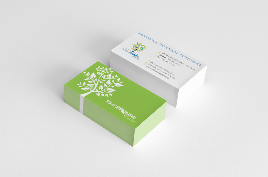 Comfortable Health Business Card Contemporary - Business Card Ideas ...
